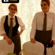 The Singing Diva Waiters at Powerscourt with www.singingwaitersireland.ie