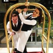 Sublime Singing Waiters for hire in Ireland with www.singingwaitersireland.ie